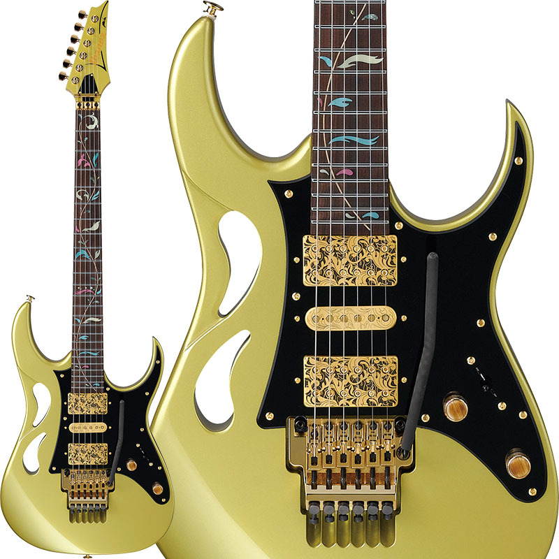 "Ibanez PIA3761-SDG [""Paradise in"" Steve Vai new signature model]"