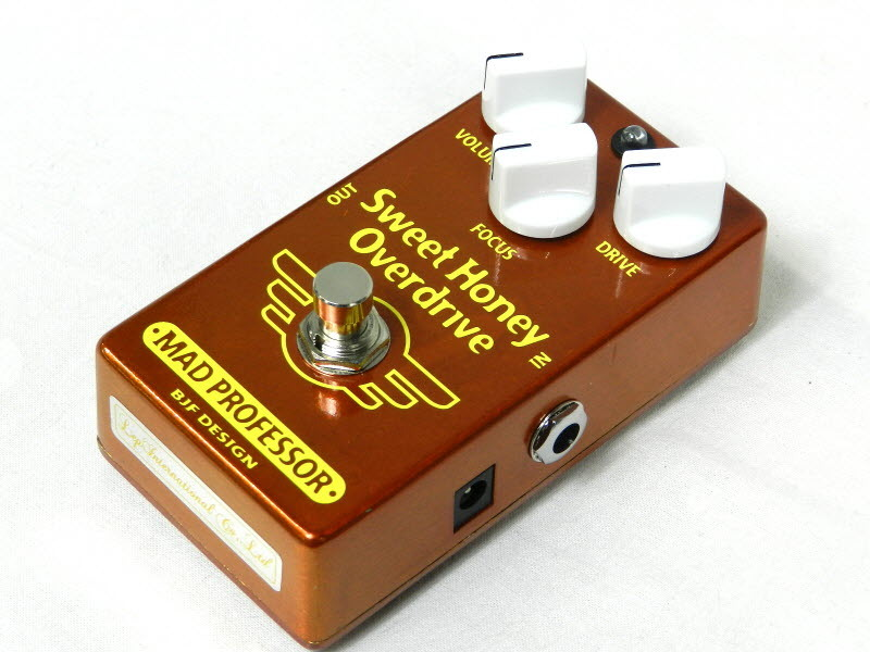 MAD PROFESSOR New Sweet Honey Overdrive