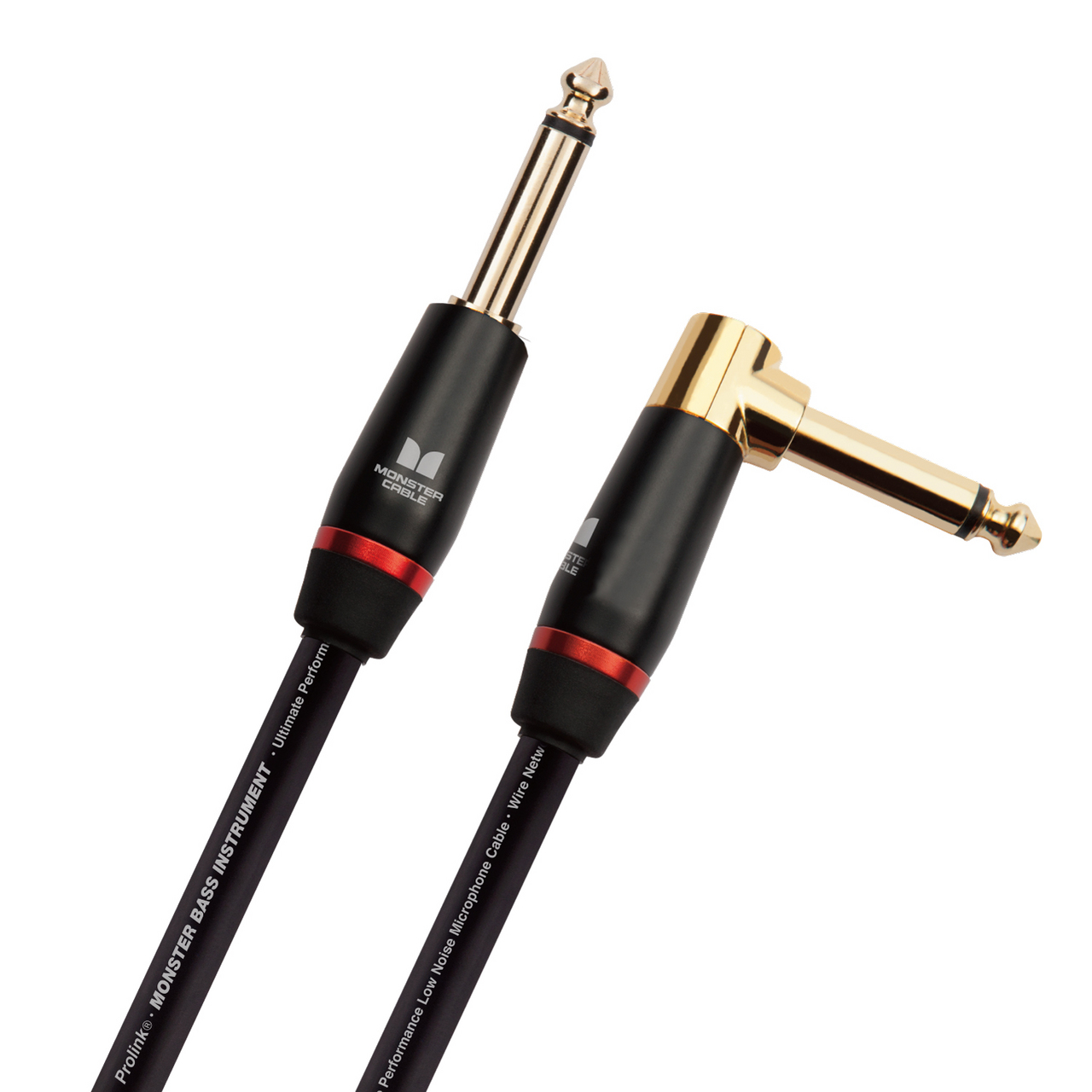 Monster Cable Monster Bass Instrument Cable M BASS2-12A S/L (3.6m/12ft)