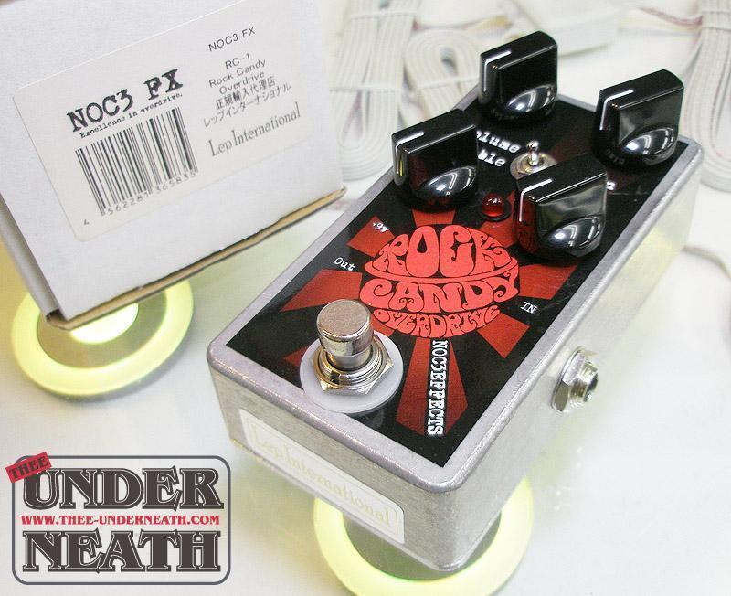 NOC3 Rock Candy Overdrive