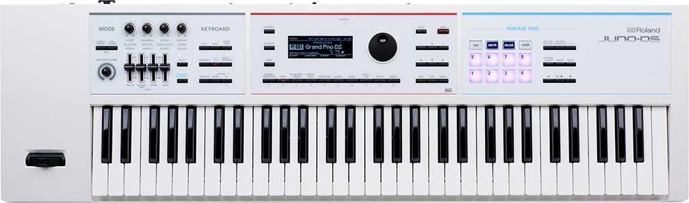 Roland JUNO-DS61W - instant delivery possible!]