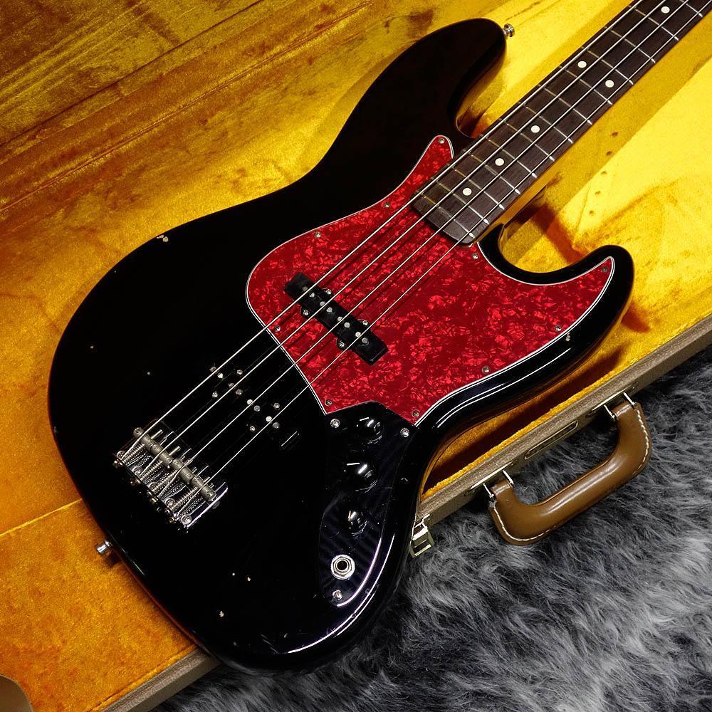 Fender American Vintage 62 Jazz Bass 3knob Black [Kariya head office]