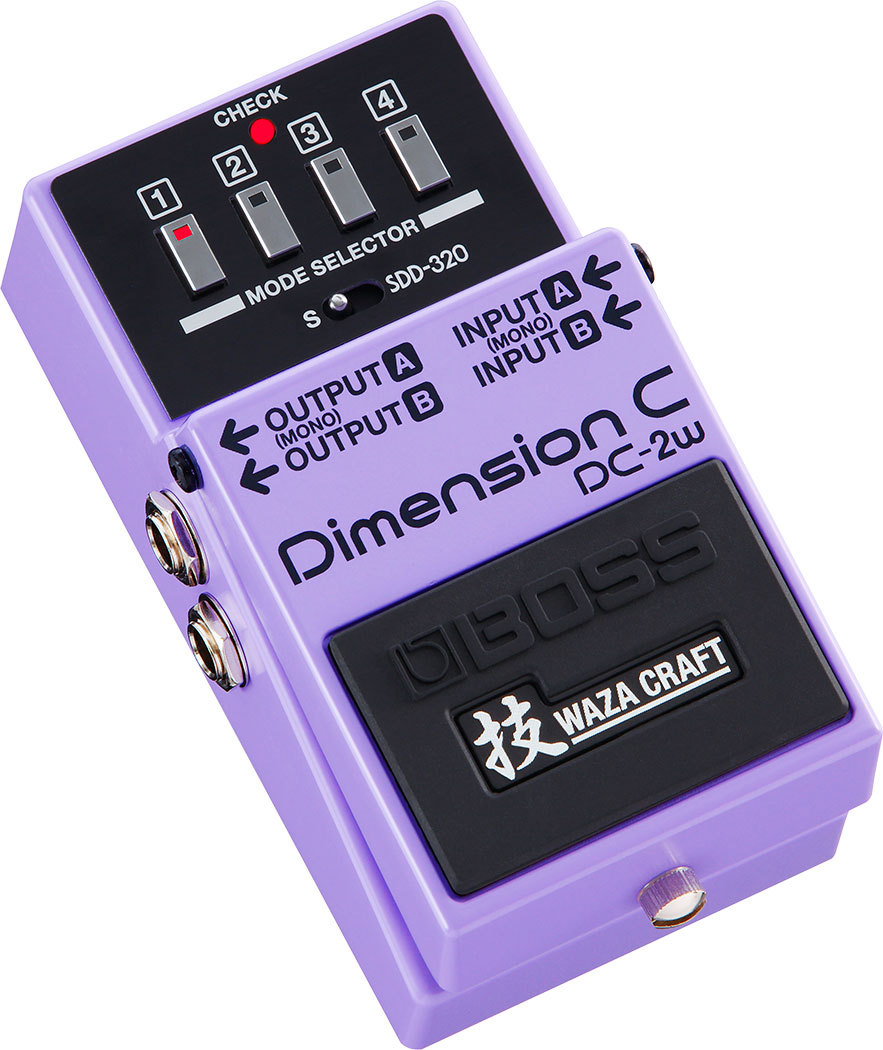 BOSS [it can instant delivery!] DC-2W Dimension C [Dejimato limited + 9V battery one more service!]