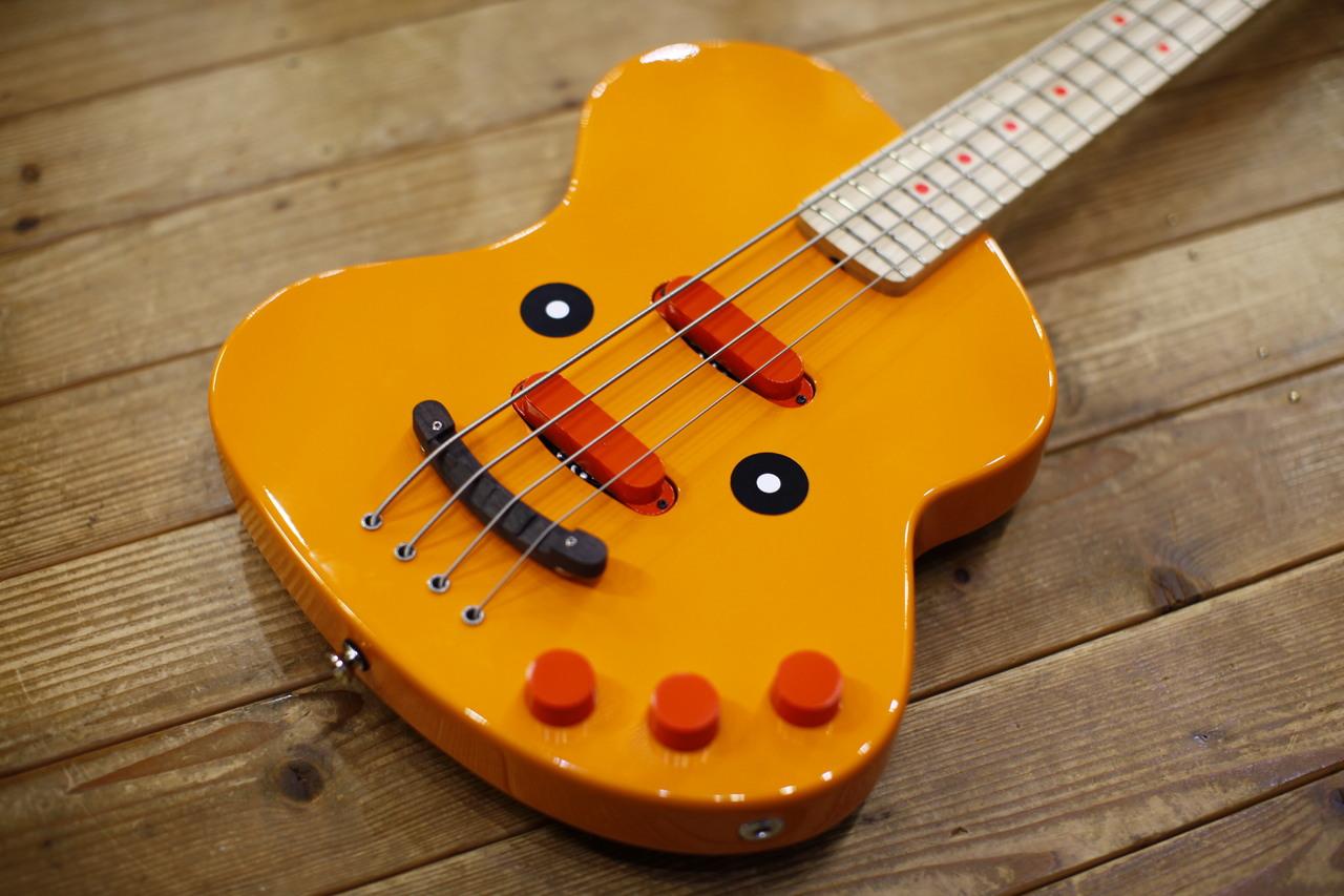 BonBon BonBon Bass【後藤次利氏が描く音楽絵本から誕生したBonBonベース!本数限定生産品!】