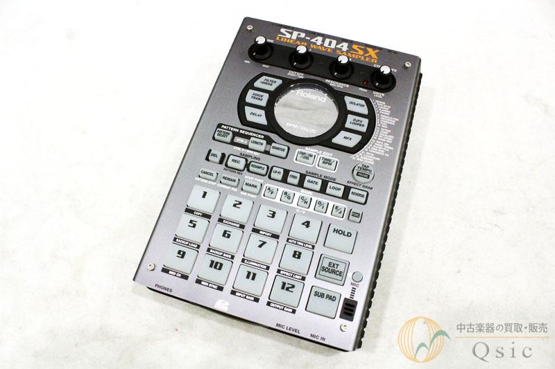 Roland SP-404SX made 2018 [SF765]