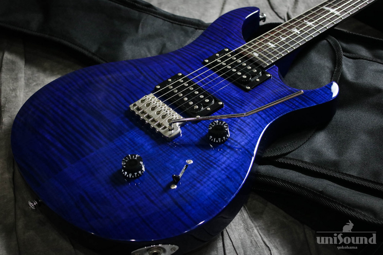 Paul Reed Smith(PRS) SE Custom24 Blue 2014年製
