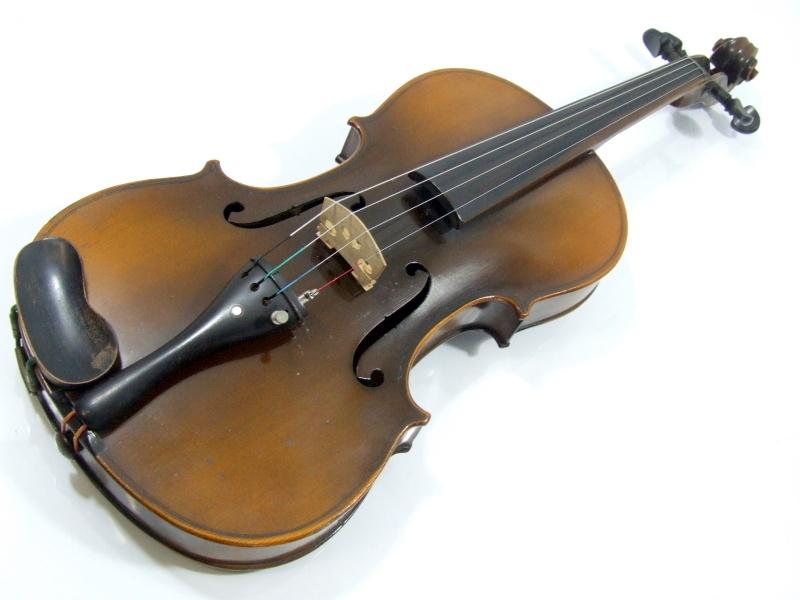 SUZUKI Suzuki violin MASAKICHI SUZUKI VIOLIN No W4 antique 4/4