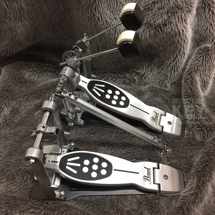 Pearl P-922 twin pedal [exhibition replacement Specials!]