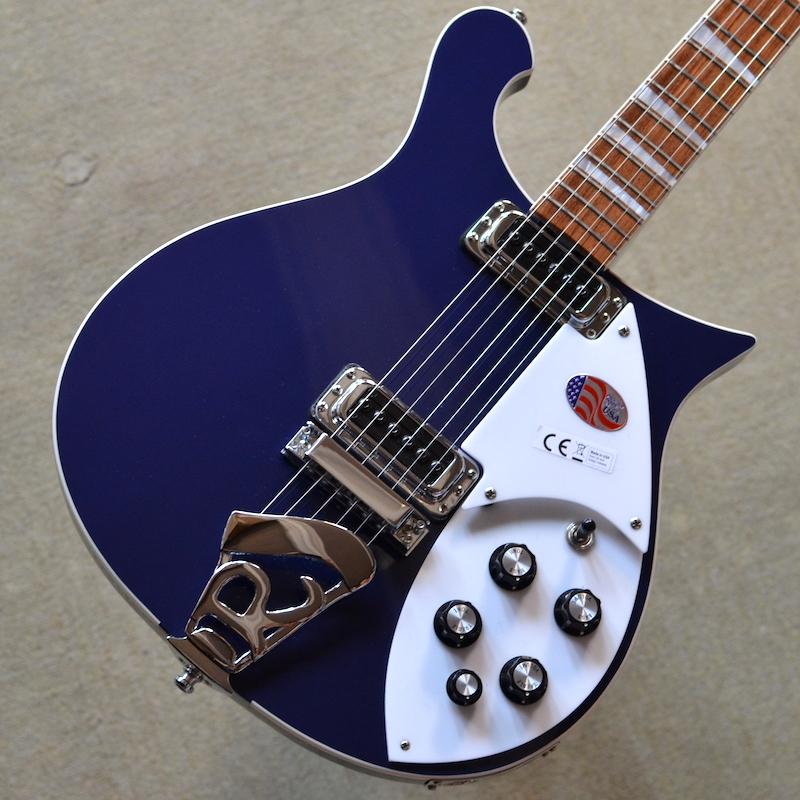 Rickenbacker 620 Midnight Blue #1920795 【3.49kg】【リッケンバッカー・ストラップ・プレゼント】【】