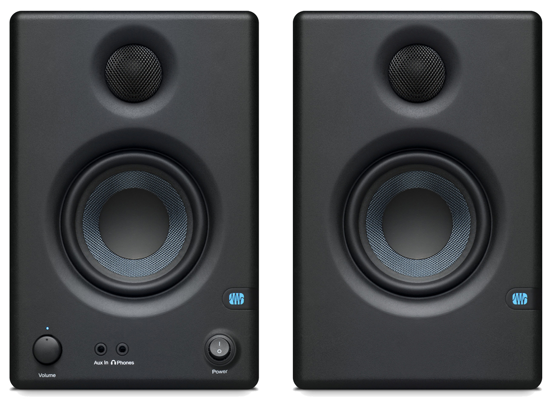 PreSonus Eris E3.5 (pair) [High-resolution active studio monitors!] []
