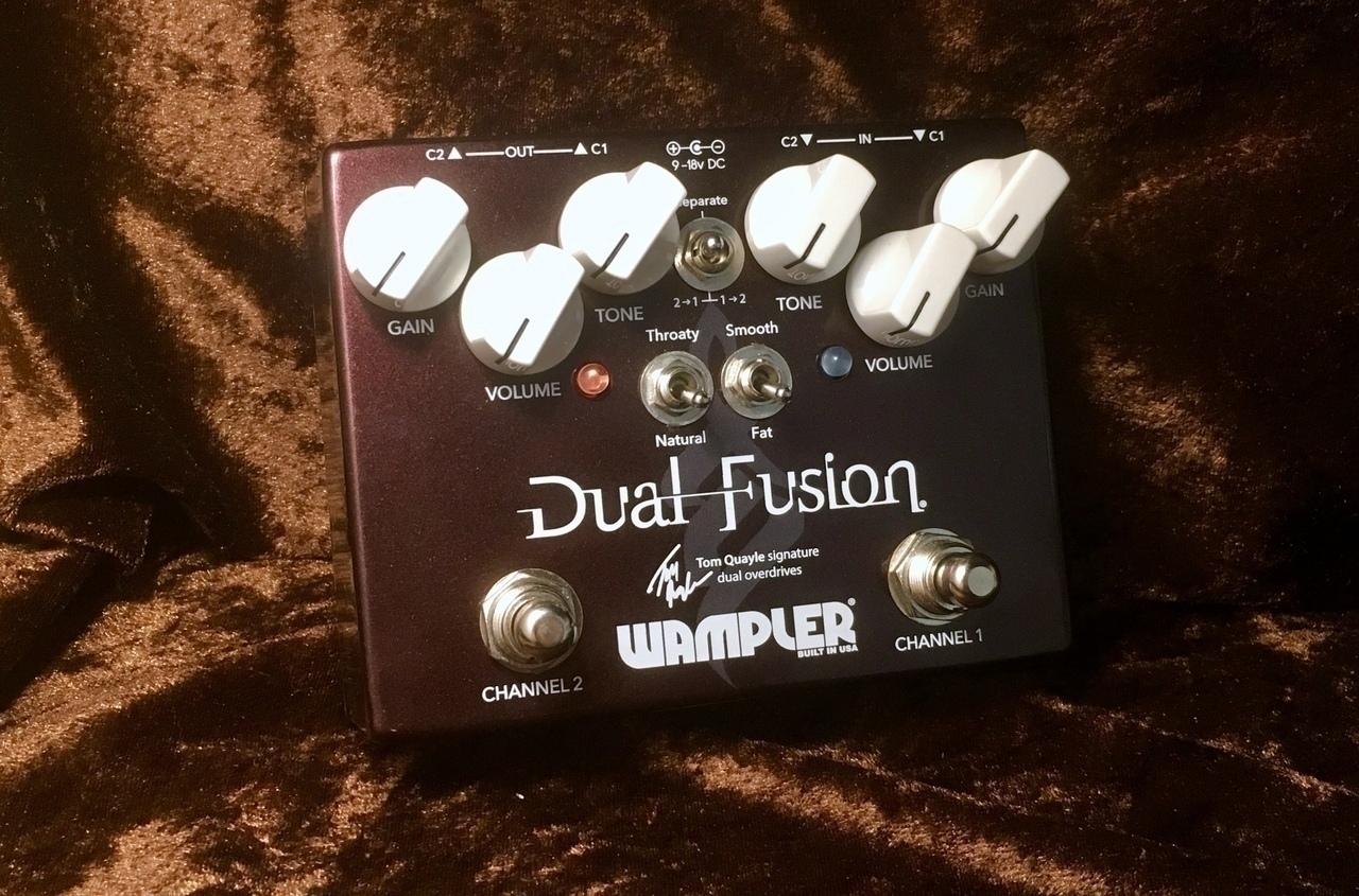 Wampler Pedals Dual Fusion ☆☆