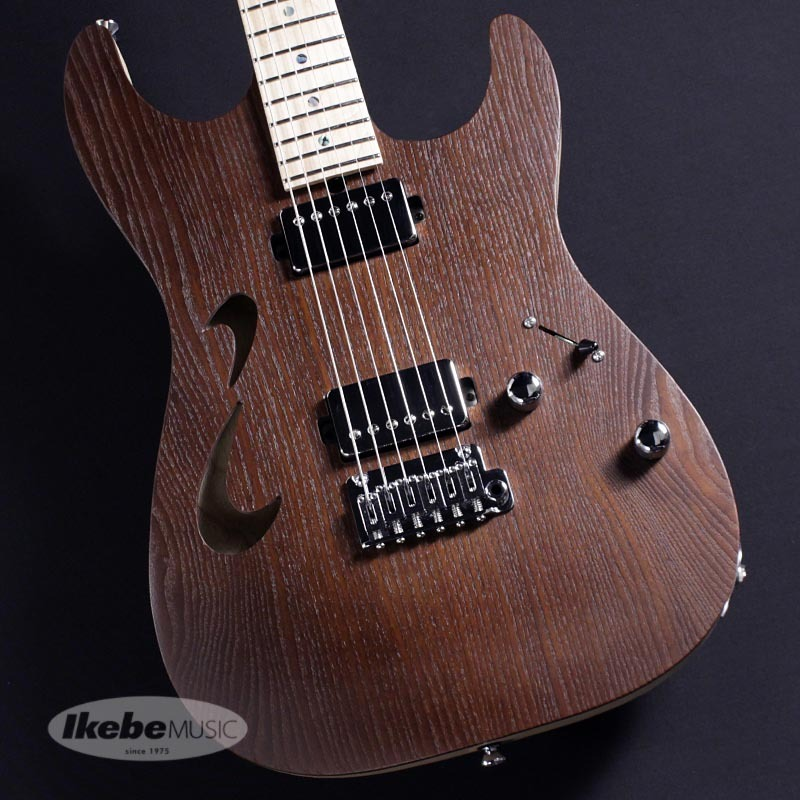 T's DST-Hollow Roasted Ash Top on Swamp Ash (Natural Satin) #031958