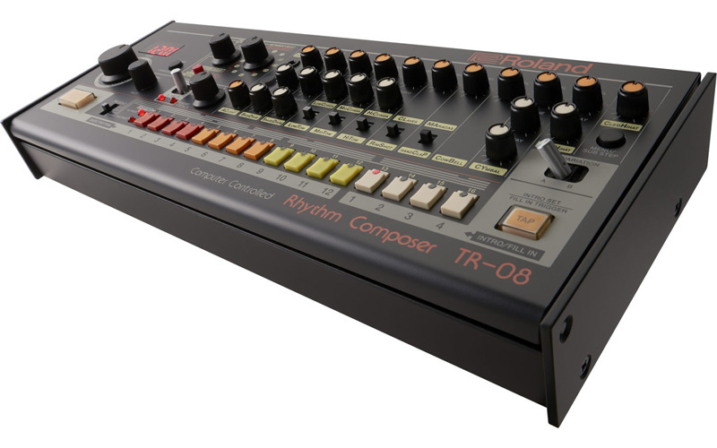 [!! stock as long as] Roland Boutique TR-08