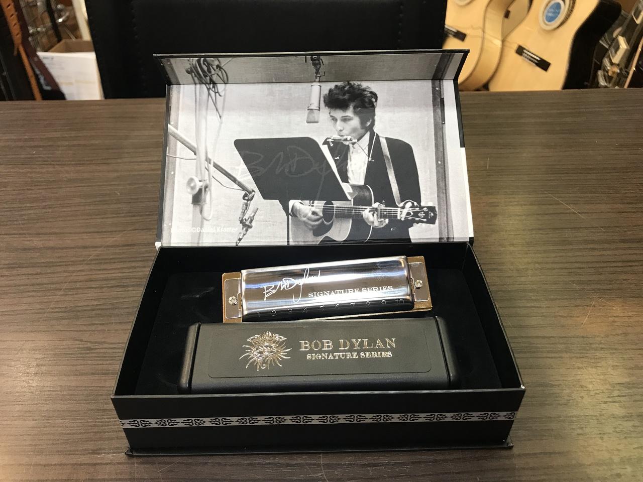 Hohner Bob Dylan Signature Harmonica 【アウトレット特価】【限定モデル】