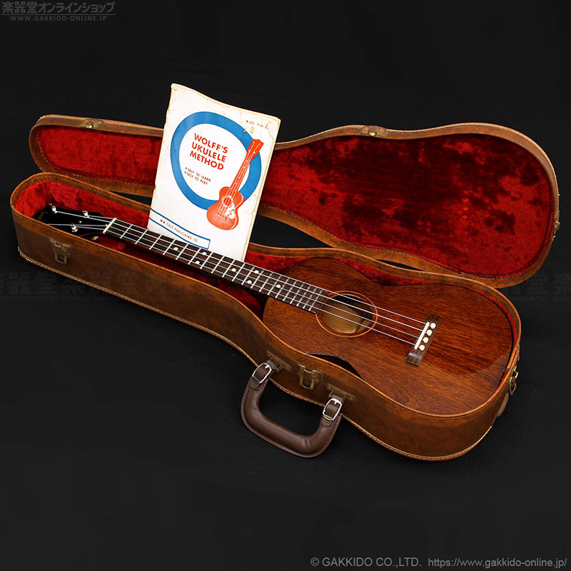 Gibson BU-1 Baritone Ukulele baritone ukulele