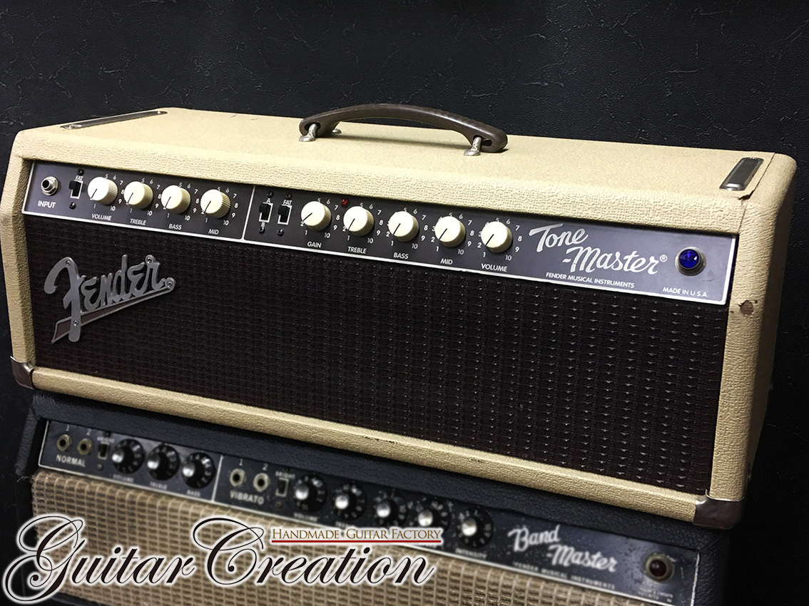 Fender Custom Shop Tone-Master Amp Head '94年製MOD