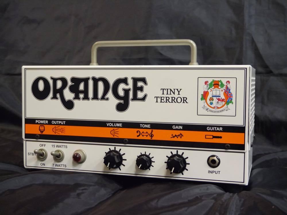 ORANGE TINY TERROR