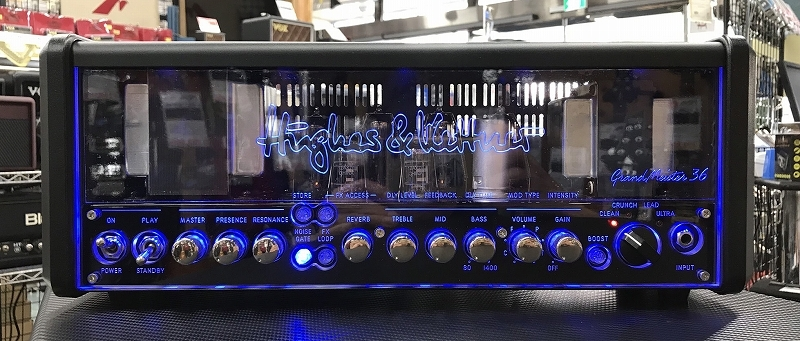 Hughes&Kettner GrandMeister 36 Head