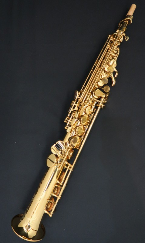 "CannonBall S5-L ""Big Bell Stone Series""【新品】【Saxophone-Labo】"