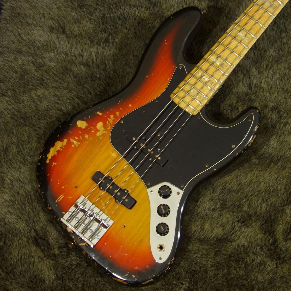 Fender 1979 Jazzbass 3 Color Sunburst / M [Nagoya Sakae]