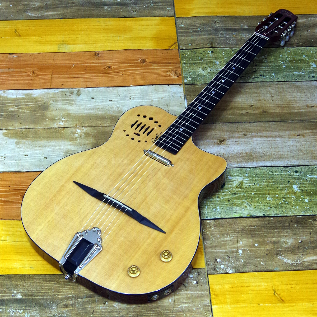 Godin Multiac Gypsy Jazz