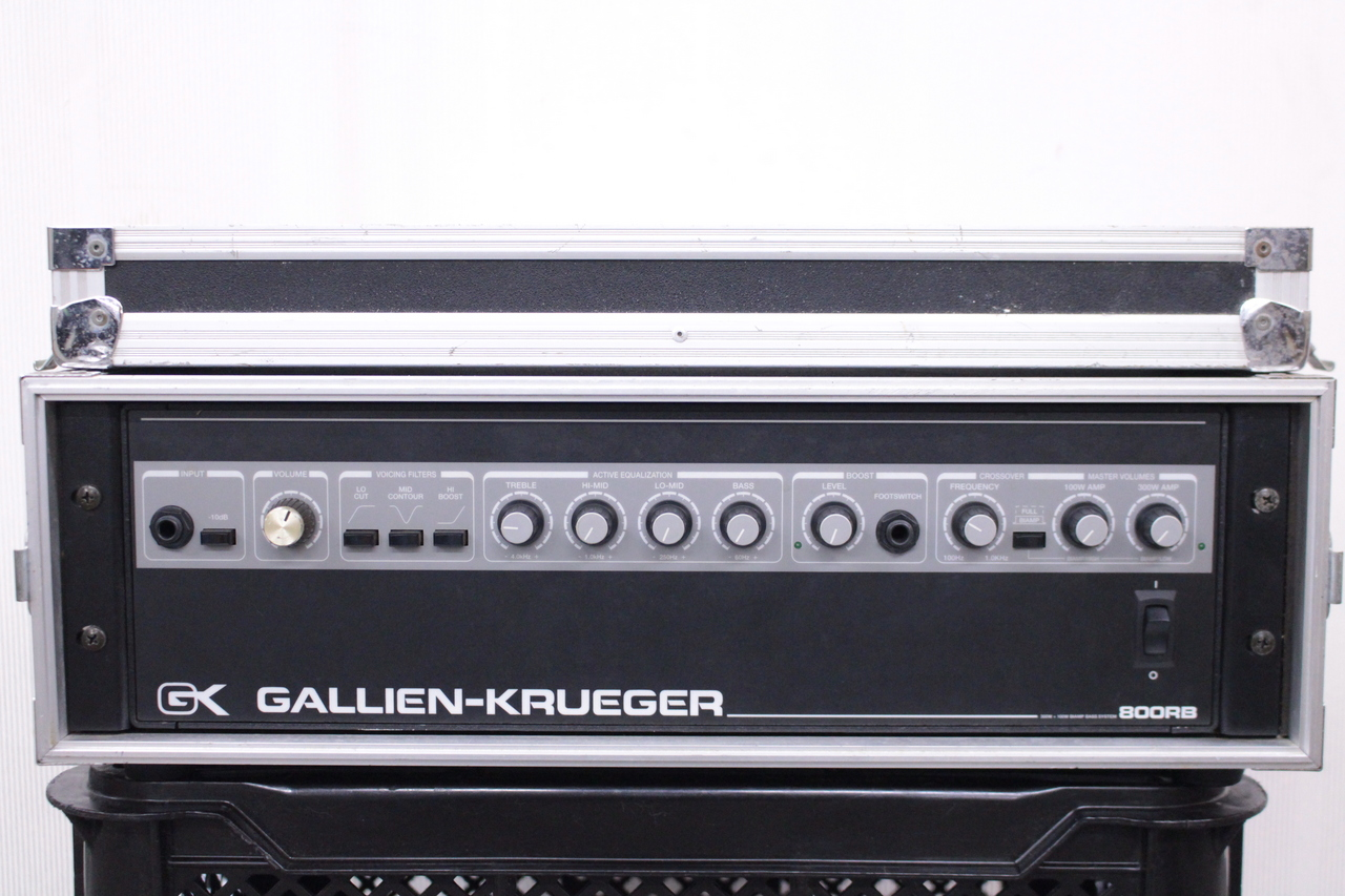 GALLIEN-KRUEGER 800RB 【浦添店】