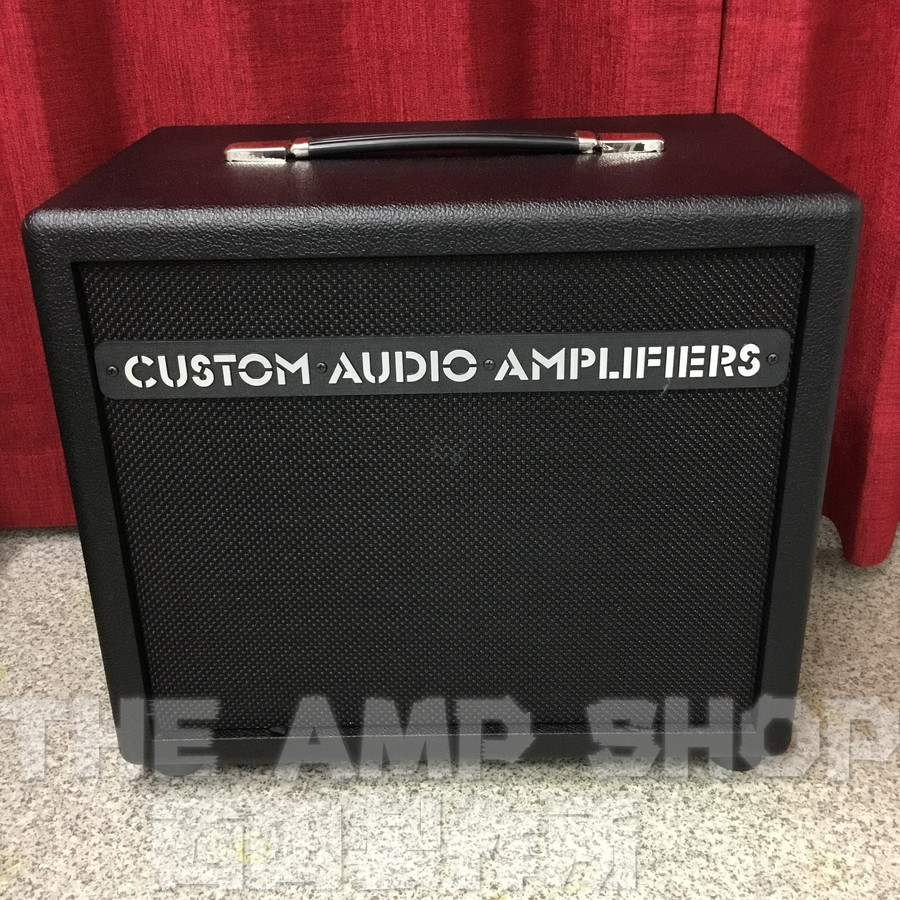 Custom Audio Amplifiers 112UL With Electro-Voice EVM12S