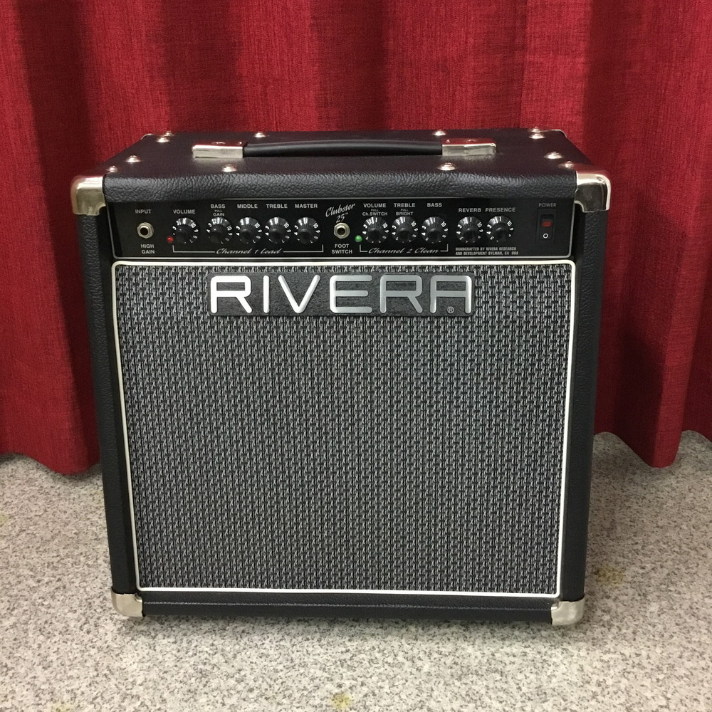 RIVERA Clubster 25 110 Combo