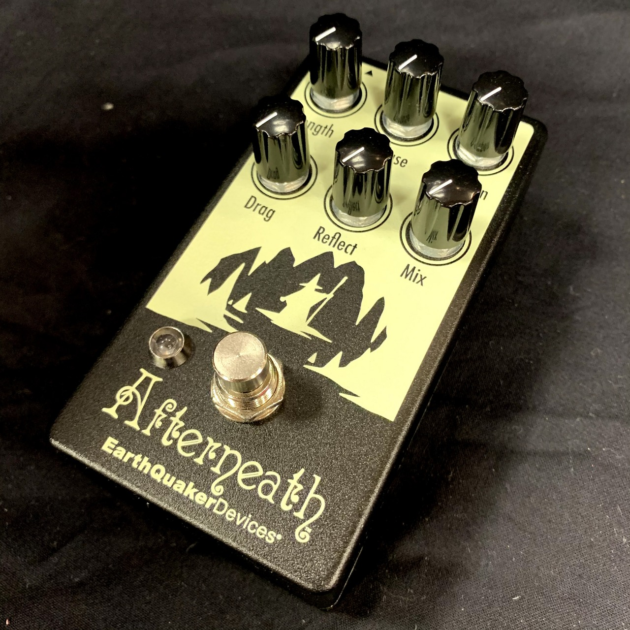 Earth Quaker Devices Afterneath【USED】