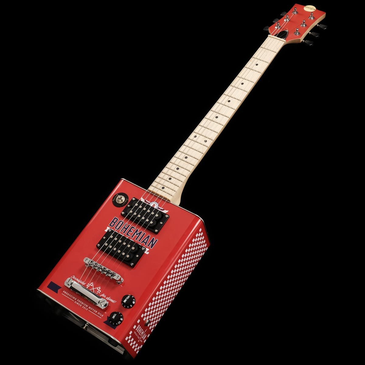Bohemian Guitars BOHEMIAN MOTOR OIL 2X Humbuckers 【渋谷店】