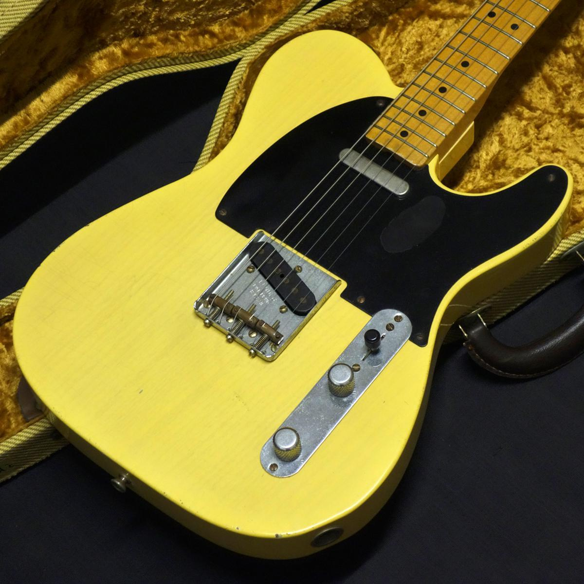 Fender Custom Shop 1951 Nocaster Relic Blonde 2005 [the end of the year big thank Sale] [Gifu shop]