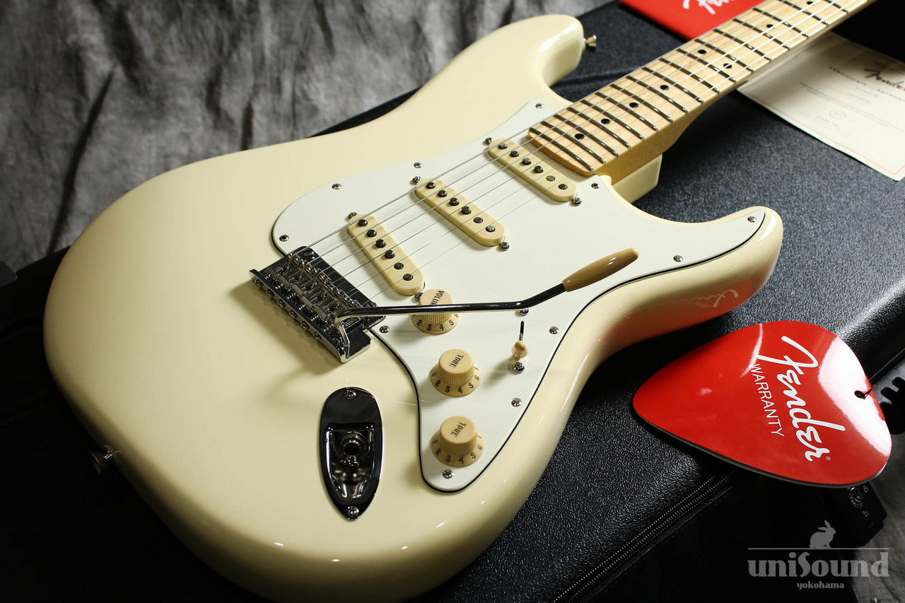 Fender American Professional Stratocaster Olympic White 2017
