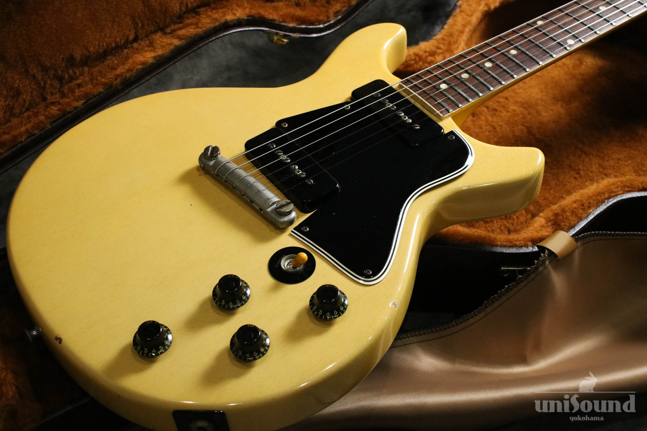 Gibson Les Paul Special Double Cut TV Yellow / 1959 [Refinished]