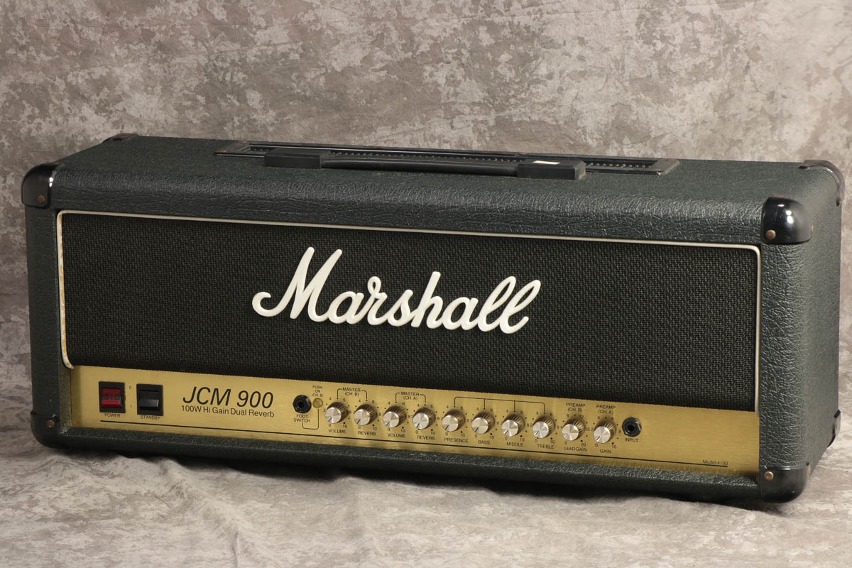 Marshall JCM-900 4100 [Ochanomizu head office]