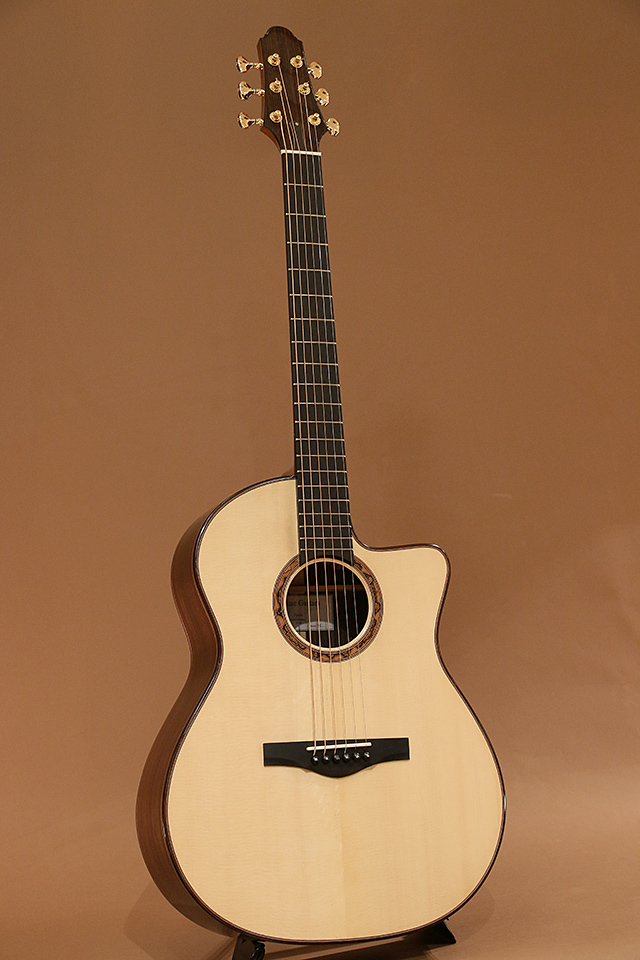 Ryota Mukae Guitars RC Flush Cutaway
