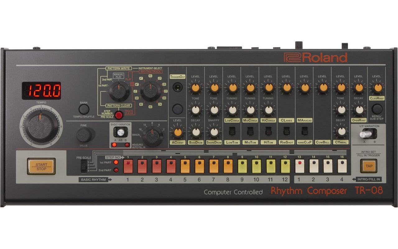 Roland Rhythm Composer TR-08 [There stock!] [Hachioji]