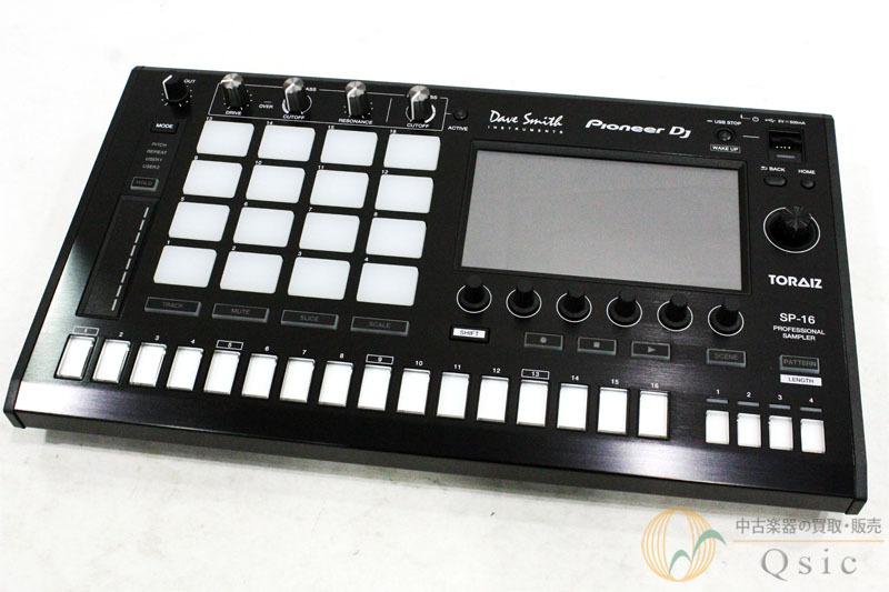 在2016年制造的先锋DJ Toraiz SP-16 [SF695]