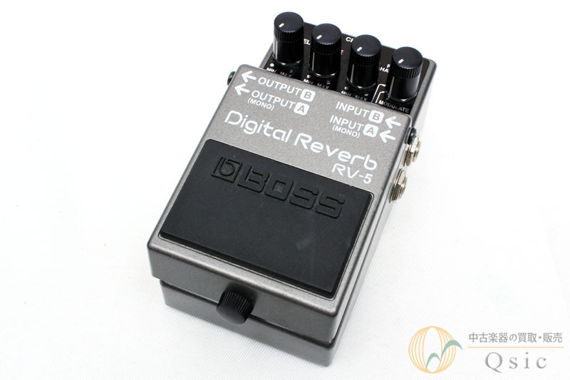 BOSS RV-5 Digital Reverb made 2004 [ME931]