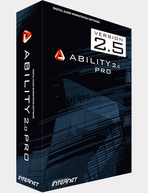 [After product installation, upgrade to an automatic in 2.5 Pro!] INTERNET ABILITY 2.0 PRO []