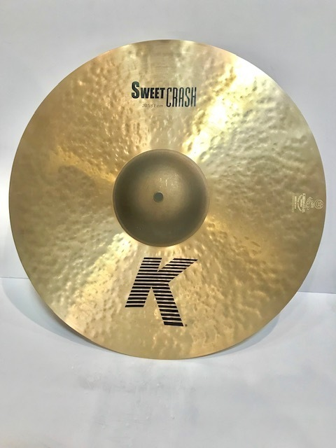 "Zildjian K 20"" Sweet Crash 【在庫ございます!!!!】"