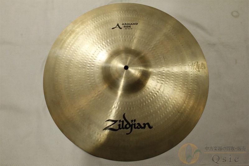 "Zildjian A ARMAND RIDE 20 ""[SF402]"