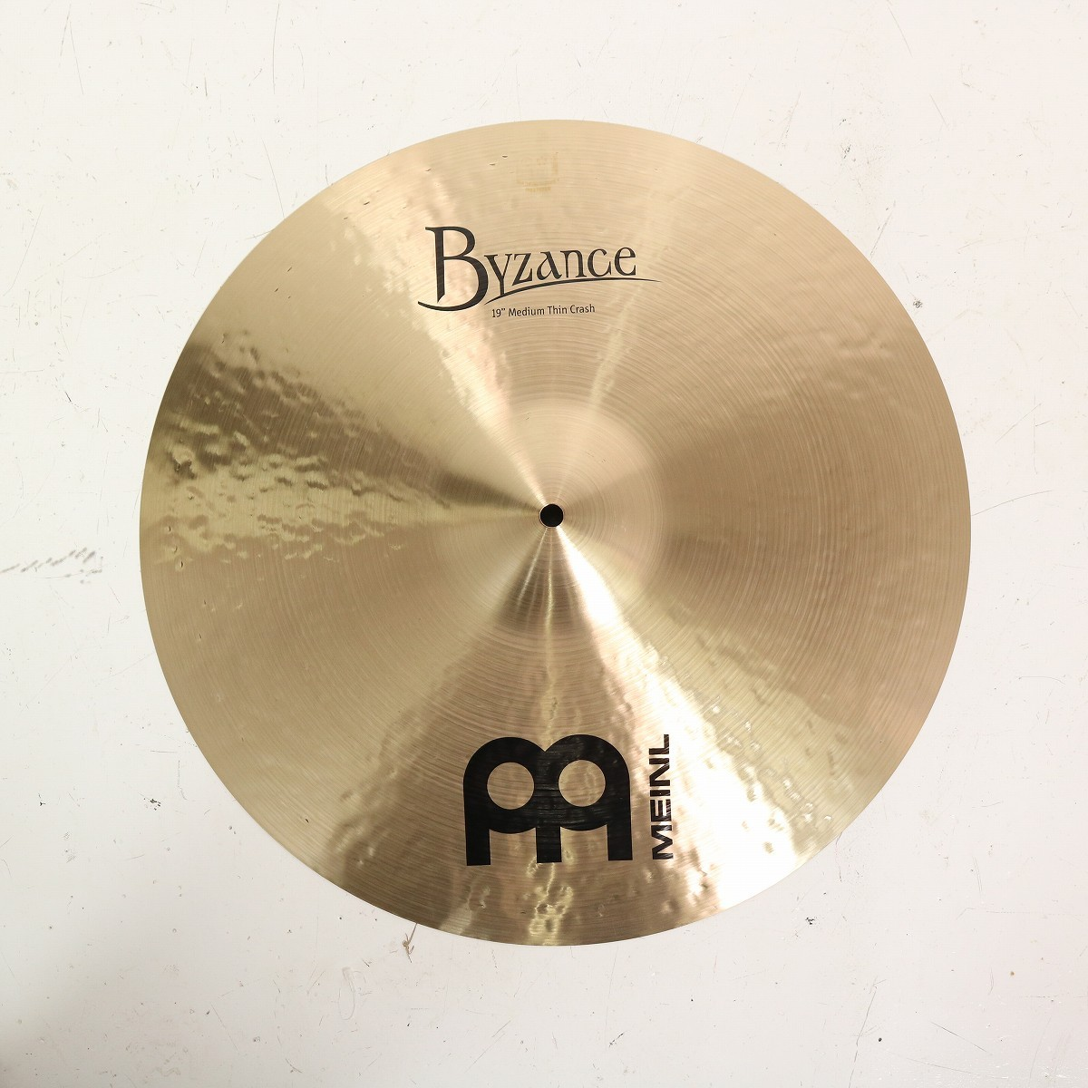 Meinl B19MTC Byzance Traditional Medium Thin Crash 19インチ  バイザンス 【SHIBUYA_WEST】