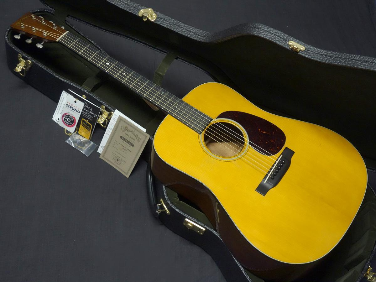 Martin D-18 Authentic 1939 Aged (2018年製)【年末大感謝セール!!】 【岐阜店】