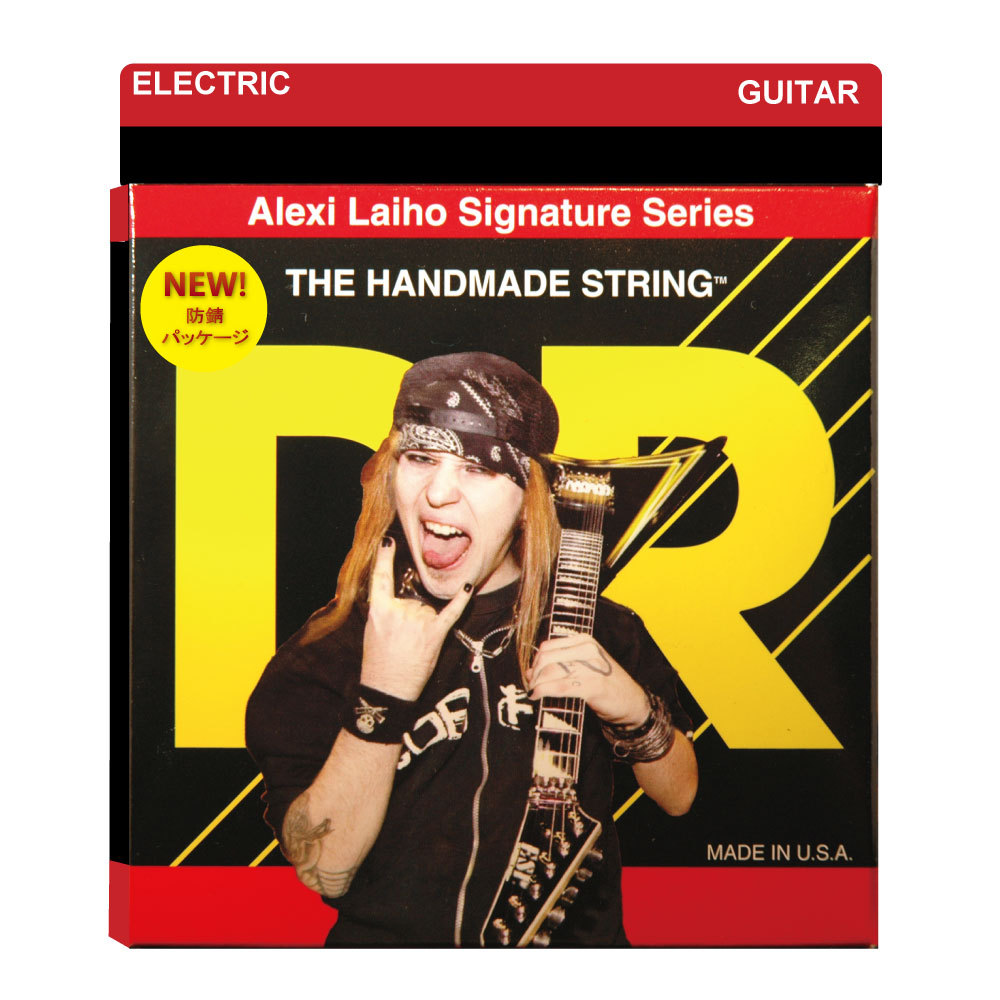 DR SAL-10 SIGNATURE ALEXI LAIHO SIGNATURE STRINGS エレキギター弦