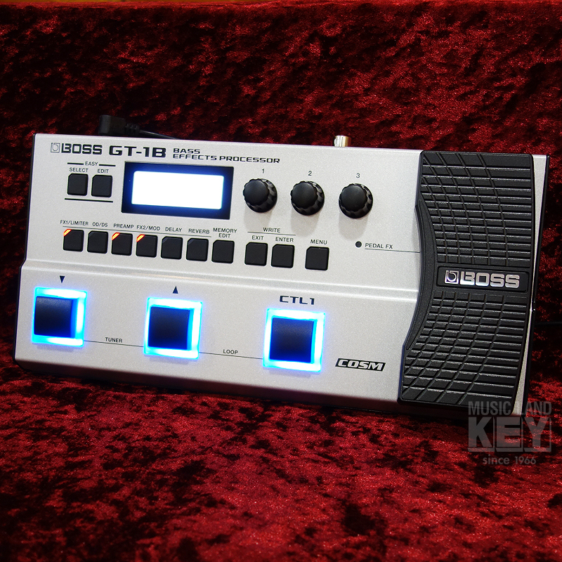 BOSS GT-1B [based version !! scratches Yes Sale !! very popular GT-1]