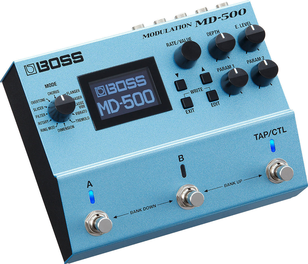BOSS MD-500 Modulation [space-based multi] [Dejimato limited + special adapter service!]