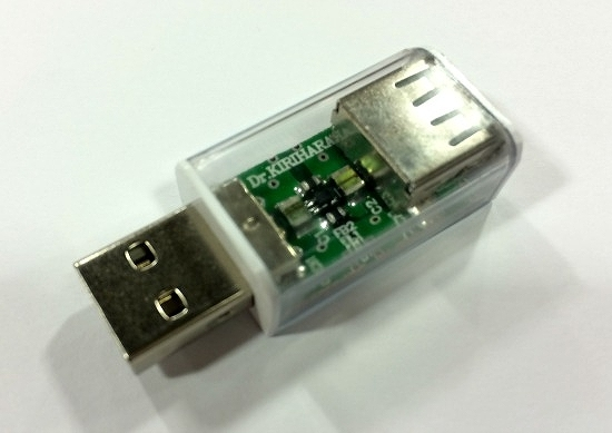 Dr.Kirihara USB noise filter