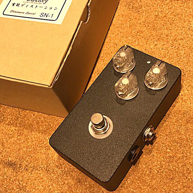 BadKey competent distortion Shimamura musical instrument original model