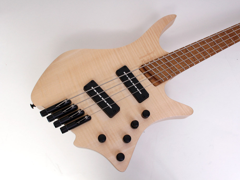 strandberg Boden Bass Original 4Strings Natural
