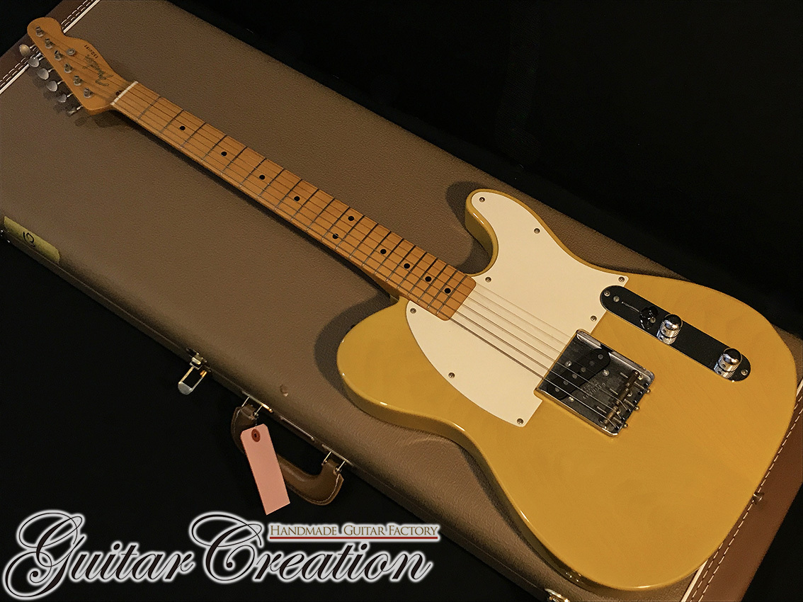 "Fender Japan TES54-650【""ESQUIRE""】1985~86年製 3.89kg"
